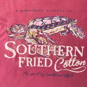 SOUTHERN FRIED COTTON Turtle T-Shirt